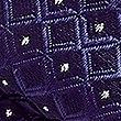Geometric Bow Tie, BLUE MIX, swatch