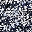 Pure Silk Floral Tie, NAVY MIX, swatch