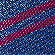 Pure Silk Made in Italy Striped Tie, MAGENTA MIX, swatch