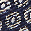 Pure Silk Foulard Tie, SLATE BLUE, swatch
