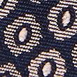 Pure Silk Foulard Tie, DUSKY ROSE, swatch