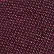Wool Rich Textured Tie, BURGUNDY, swatch