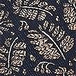 Fern Convo Novelty Tie, PRALINE, swatch