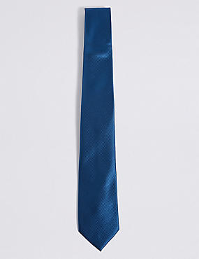 Twill Tie, CHINA BLUE, catlanding