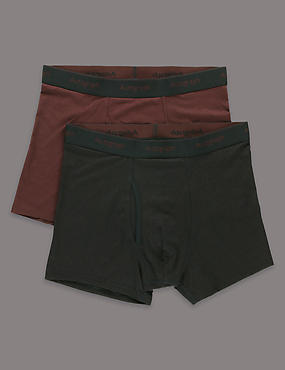 2 Pack Modal Blend Stretch Supima® Trunks