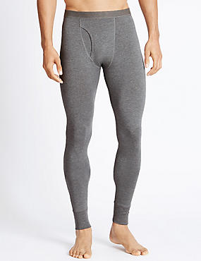 2 Pack Heatgen™ Long Johns, GREY, catlanding