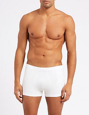 BODYMAX™ Extra Shaping Trunks, WHITE, catlanding