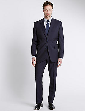 Indigo Regular Fit Suit