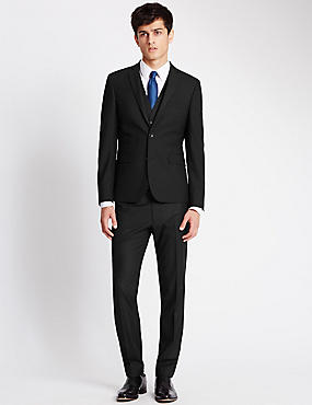 Big & Tall Superslim Suit