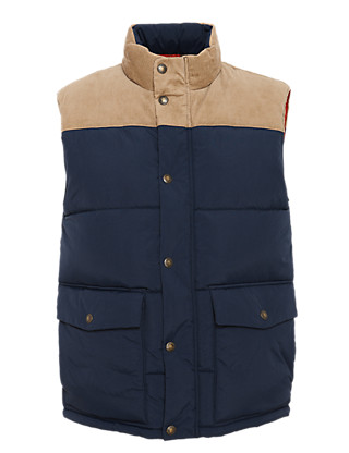Water Resistant Gilet Clothing