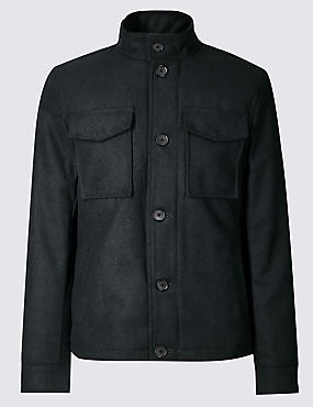 Twin Pockets Jacket