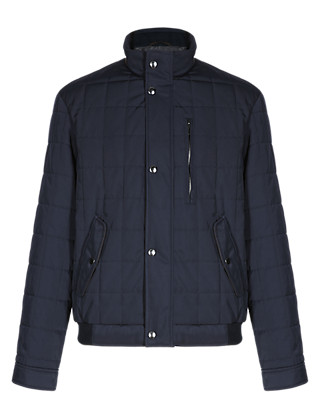 Water Resistant Bomber Jacket with Stormwear™ Clothing