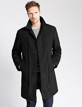 Mens Overcoat & Peacoats | Formal Coats For Men | M&S