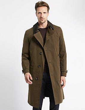 Mac Overcoat with Stormwear™