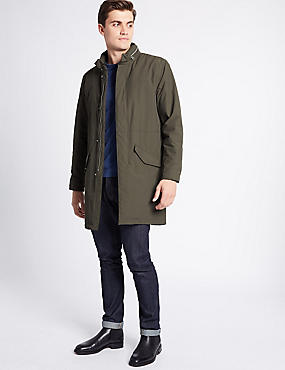 Parka Coat with Stormwear™