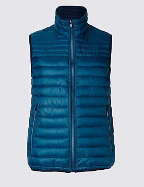 Lightweight Quilted Gilet with Stormwear™