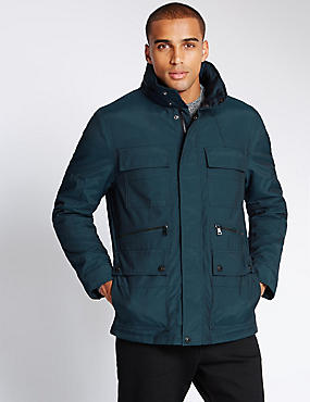 4 Pocket Jacket with Stormwear™