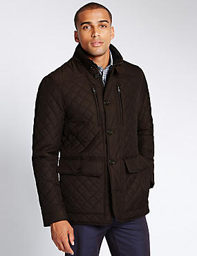 Quilted Jacket with Stormwear™
