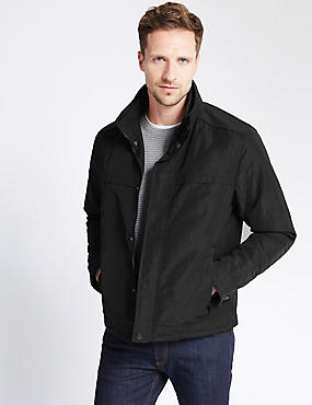 Tailored Fit Jacket with Stormwear™