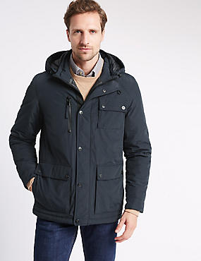 Parka Jacket with Stormwear™