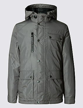 Tailored Fit Urban Parka with Stormwear™