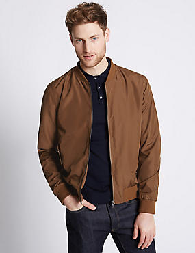 Mens Casual Jackets | Coats For Men | M&S