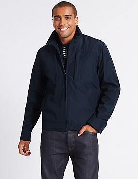 3 in 1 Harrington Jacket with Stormwear™