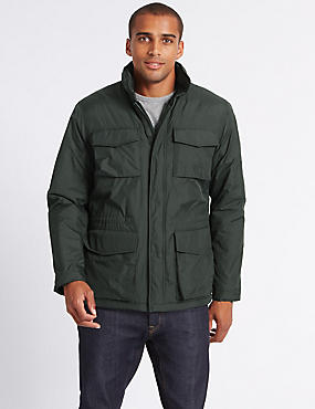 Fleece Lined Jacket with Stormwear™