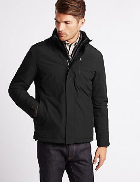 Fleece Lined Jacket with Stormwear™ & Thinsulate™
