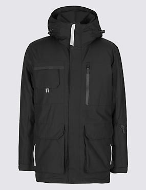 Padded Parka Coat with Stormwear™