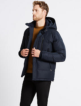 Hooded Jacket with Stormwear™