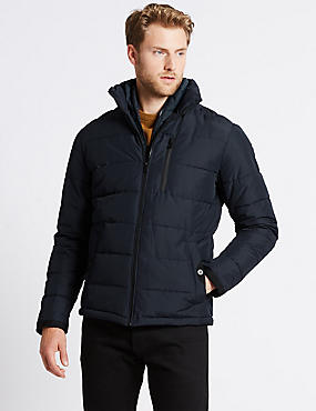 Padded Jacket with with Stormwear™