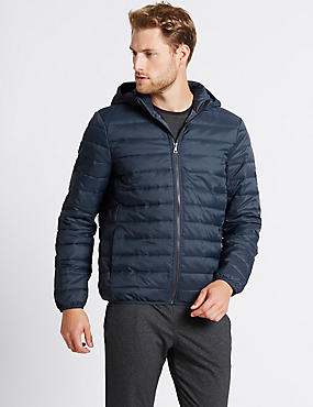 Lightweight Hooded Jacket with Stormwear™