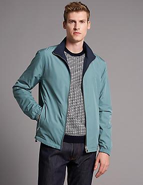 Reversible Jacket with Stormwear™, GREY MIX, catlanding