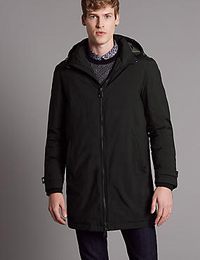 Parka with Stormwear™, BLACK, catlanding