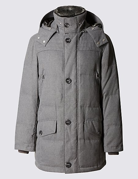Winter Down Filled Parka with Stormwear™