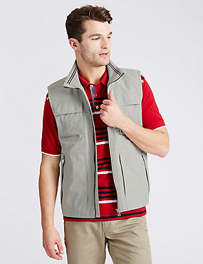 Cruise Gilet with Stormwear™