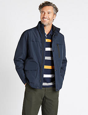 Patch Pocket Jacket with Stormwear™