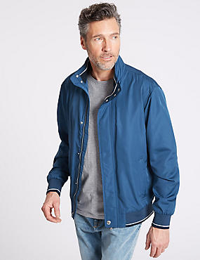 Regatta Bomber Jacket with Stormwear™, SKY BLUE, catlanding