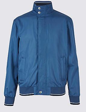 Regatta Bomber Jacket with Stormwear™, SKY BLUE, catlanding