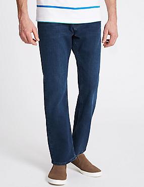 Regular Fit Jeans, INDIGO, catlanding