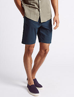 Cotton Rich Shorts