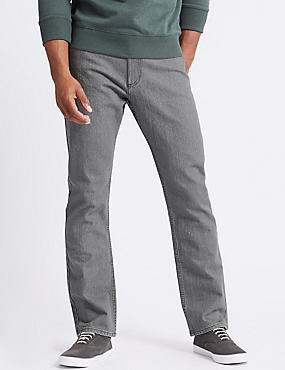 Big & Tall Regular Fit Stretch Jeans