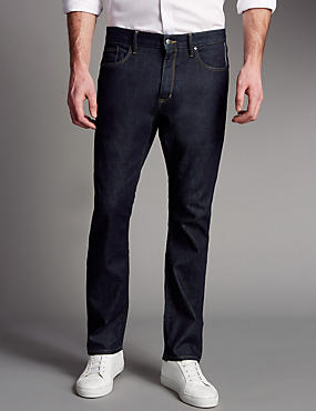 Slim Fit Stretch Selvedge Jeans