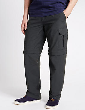 Cotton Rich Trekking Trousers
