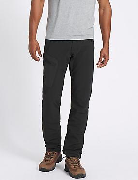Regular Fit Trekking Trousers