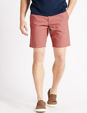 Pure Cotton Shorts, SOFT CORAL, catlanding