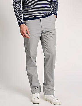Super Lightweight Regular Fit Chinos