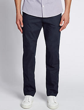 Big & Tall Cotton Rich Super Lightweight Chinos