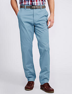 Premium Lightweight Tailored Fit Thermal Chinos